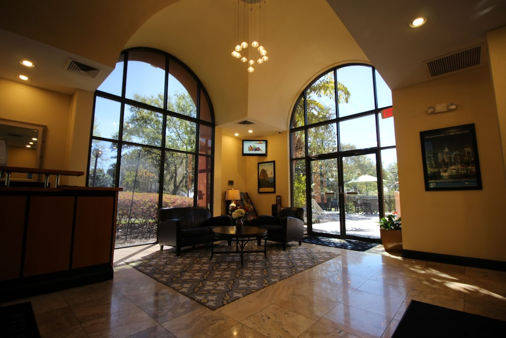 e2190de372f5d Legacy Vacation Resorts-Lake Buena Vista 3.0 out of 5.0. Fountain Featured  Image Lobby ...