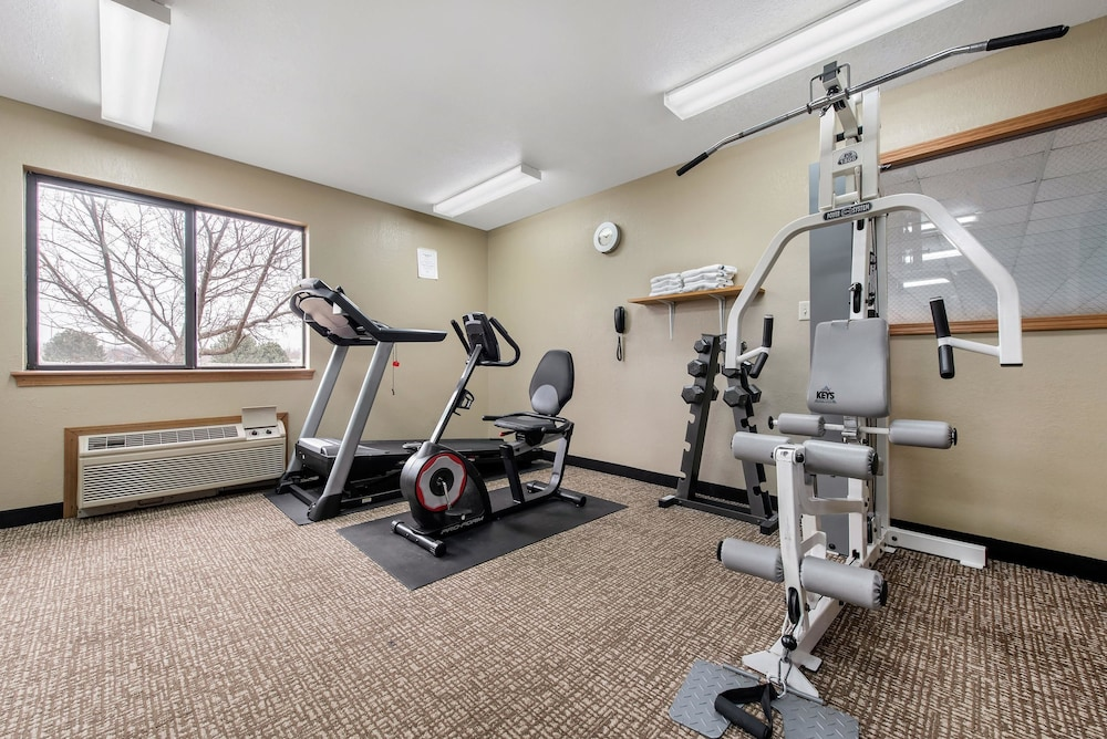 Fitness Facility, Quality Inn & Suites Lebanon I-65