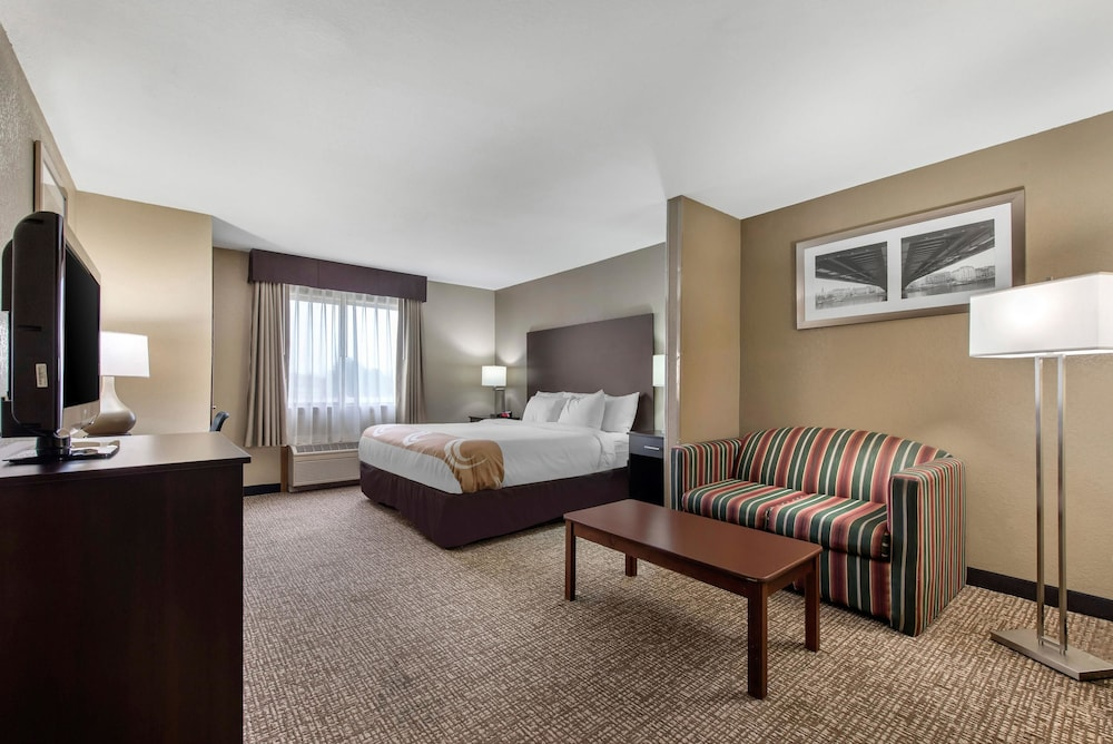Room, Quality Inn & Suites Lebanon I-65