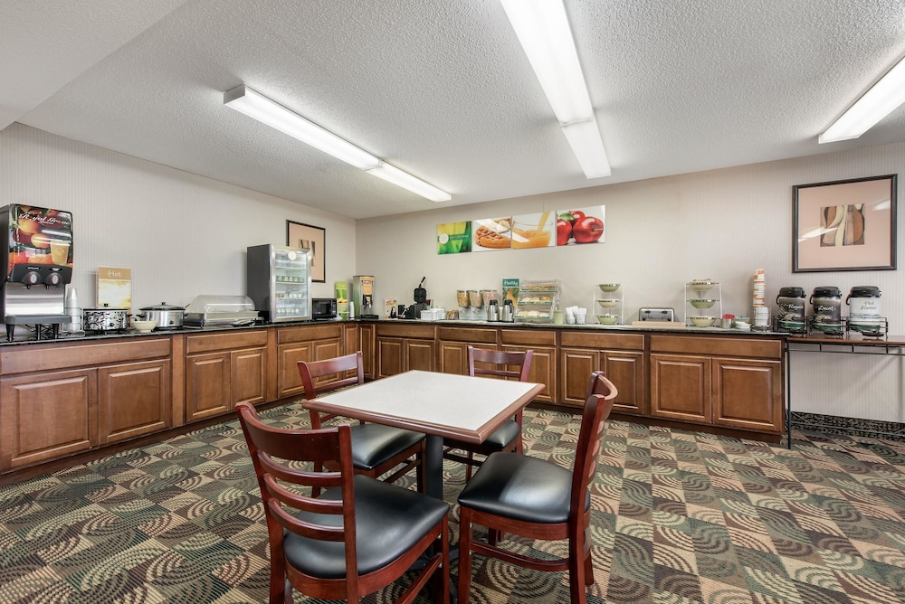 Breakfast Area, Quality Inn & Suites Lebanon I-65