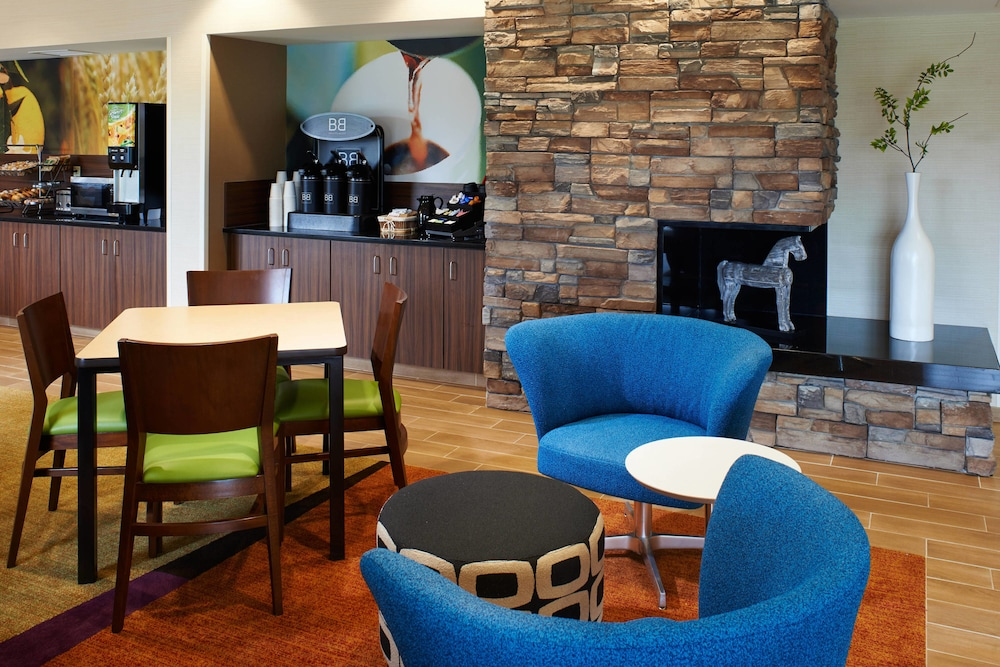 Coffee Service, Fairfield Inn By Marriott Port Huron