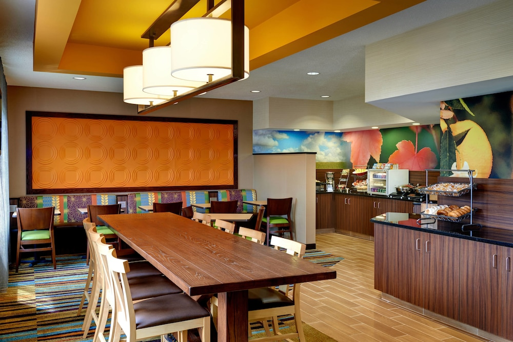 Breakfast Area, Fairfield Inn By Marriott Port Huron