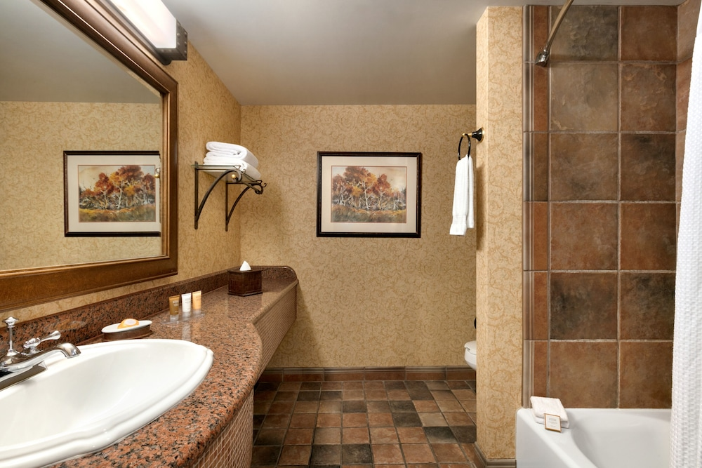 Bathroom, Chateau On The Lake Resort Spa and Convention Center