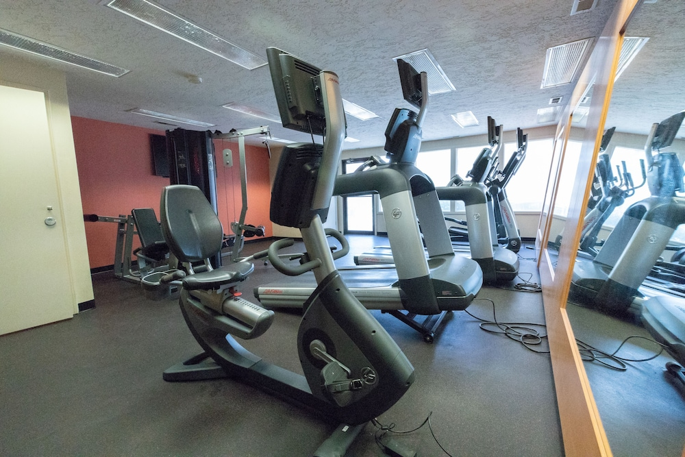 Fitness Facility, Ruby River Hotel