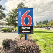 Motel 6 Everett, WA - North