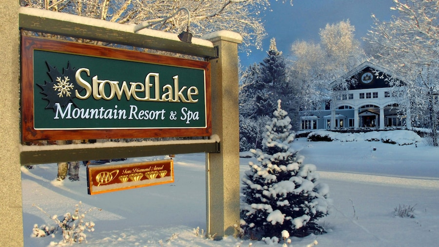 Stoweflake Mountain Resort & Spa