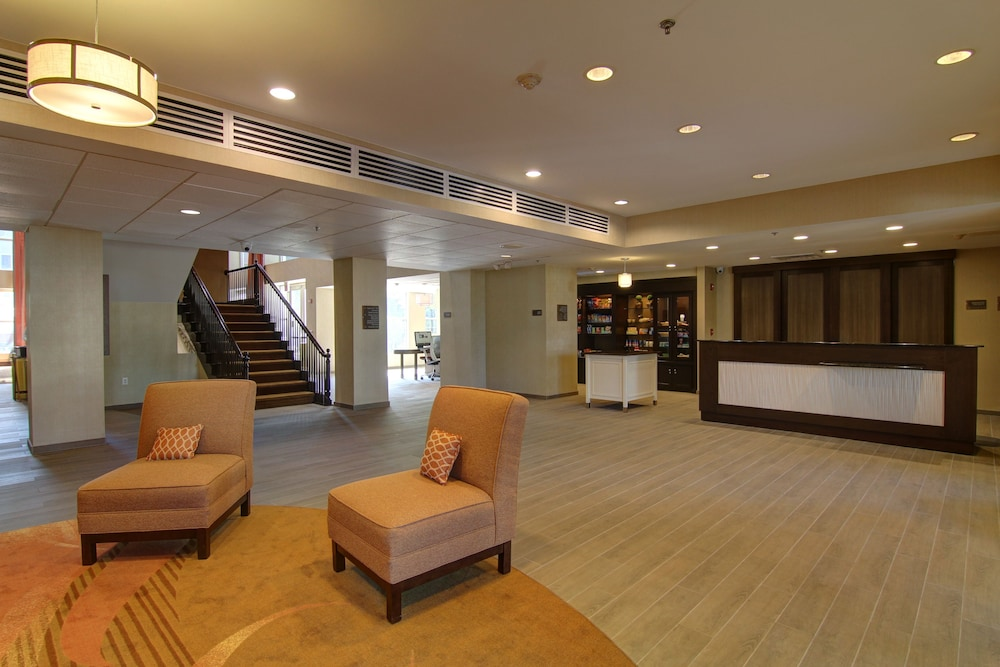 Check-in/Check-out Kiosk, Homewood Suites Houston/Kingwood Parc-Airport Area