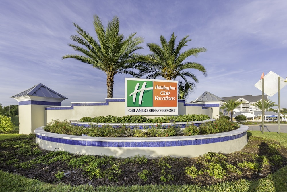 Exterior, Holiday Inn Club Vacations Orlando Breeze Resort, an IHG Hotel