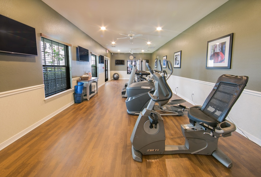 Fitness Facility, Holiday Inn Club Vacations Orlando Breeze Resort, an IHG Hotel