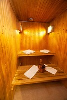 Deluxe Double Room, 1 Queen Bed, Sauna