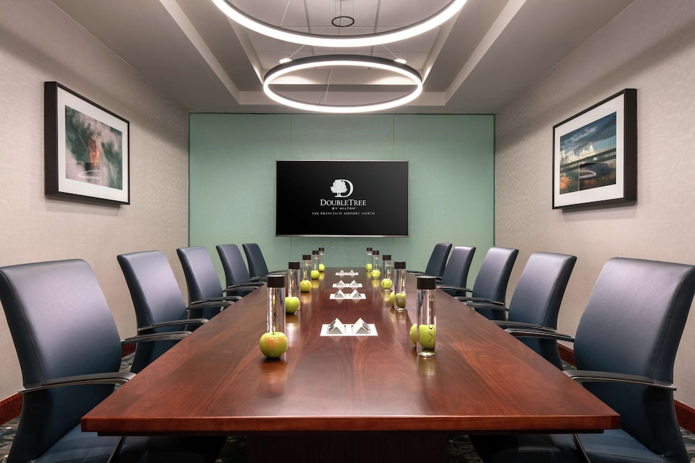 Meeting Facility, DoubleTree by Hilton Hotel San Francisco Airport North