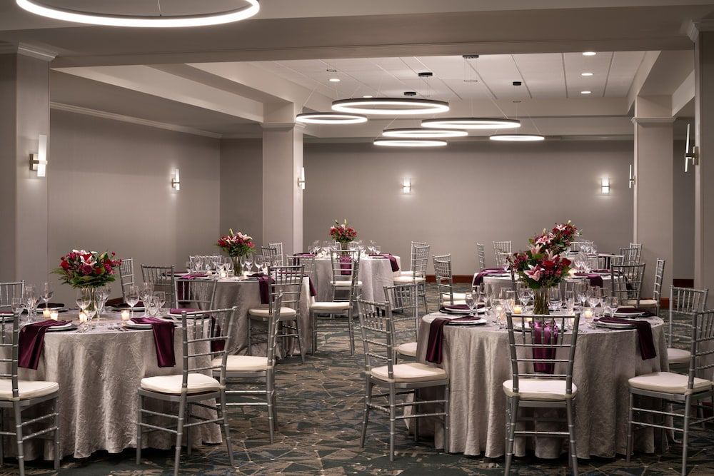 Banquet Hall, DoubleTree by Hilton Hotel San Francisco Airport North