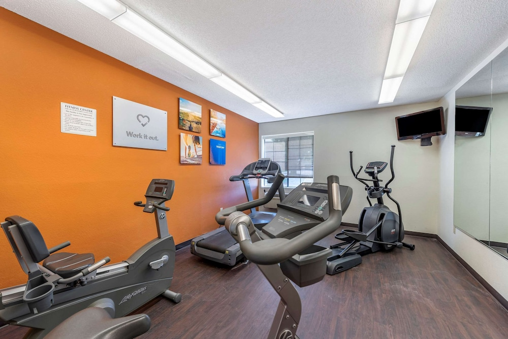 Fitness Facility, Comfort Suites Castle Rock