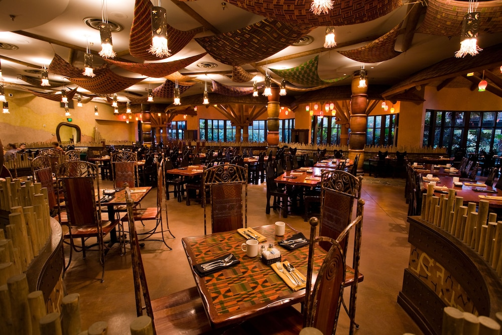 Dining, Disney's Animal Kingdom Lodge