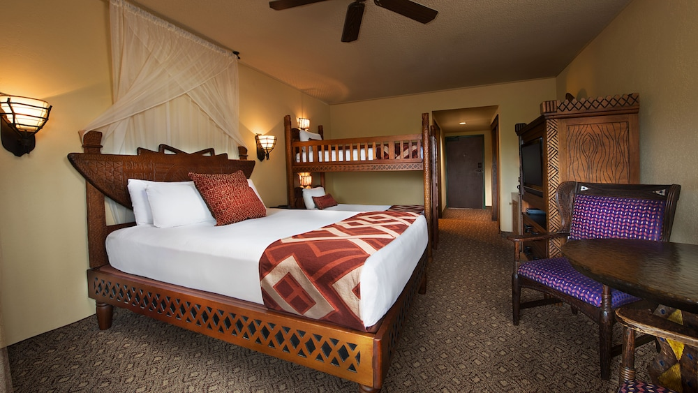 Room, Disney's Animal Kingdom Lodge