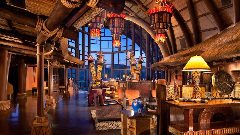 Lobby, Disney's Animal Kingdom Lodge