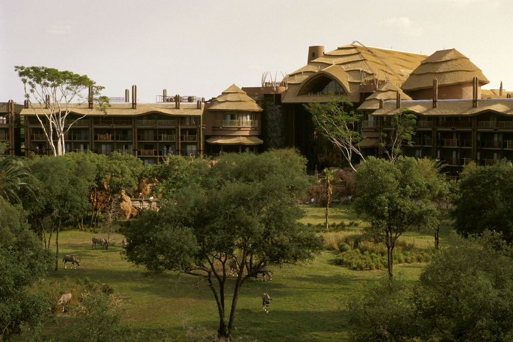 Property Grounds, Disney's Animal Kingdom Lodge