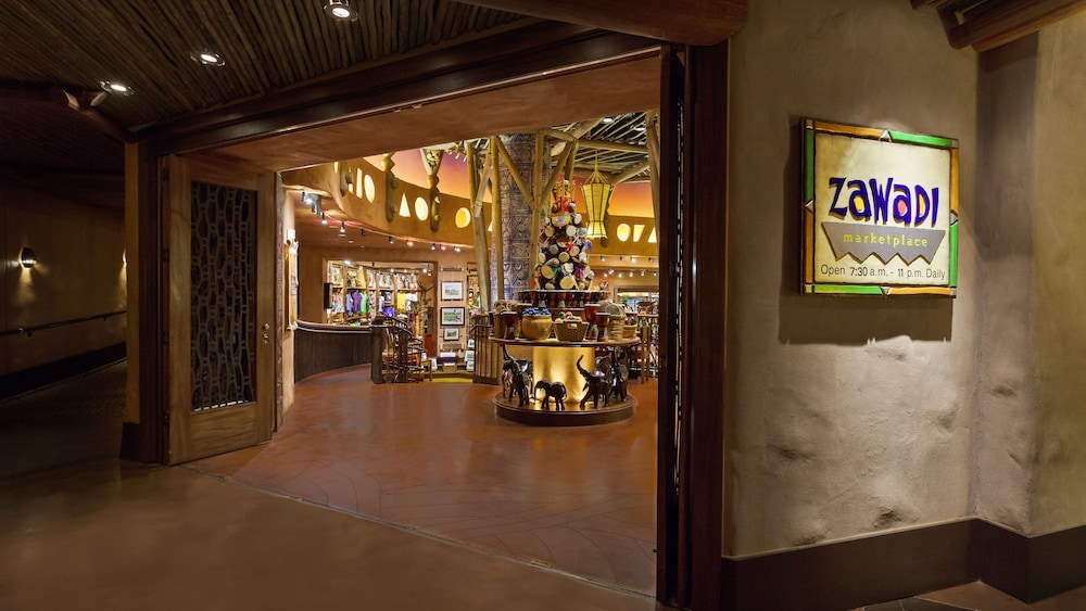 Gift Shop, Disney's Animal Kingdom Lodge