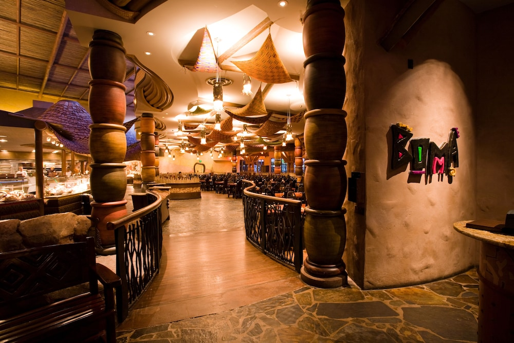 Interior, Disney's Animal Kingdom Lodge