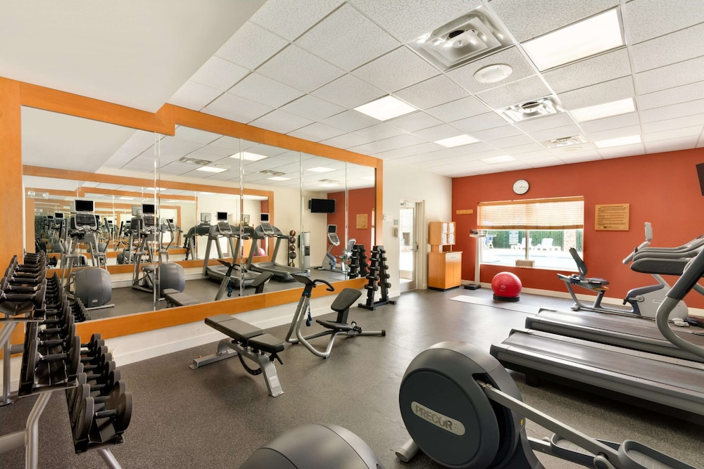 Fitness Facility, Hilton Garden Inn Atlanta Northpoint
