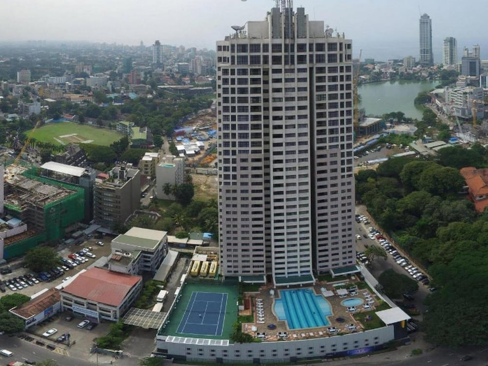 Aerial View, Hilton Colombo Residence