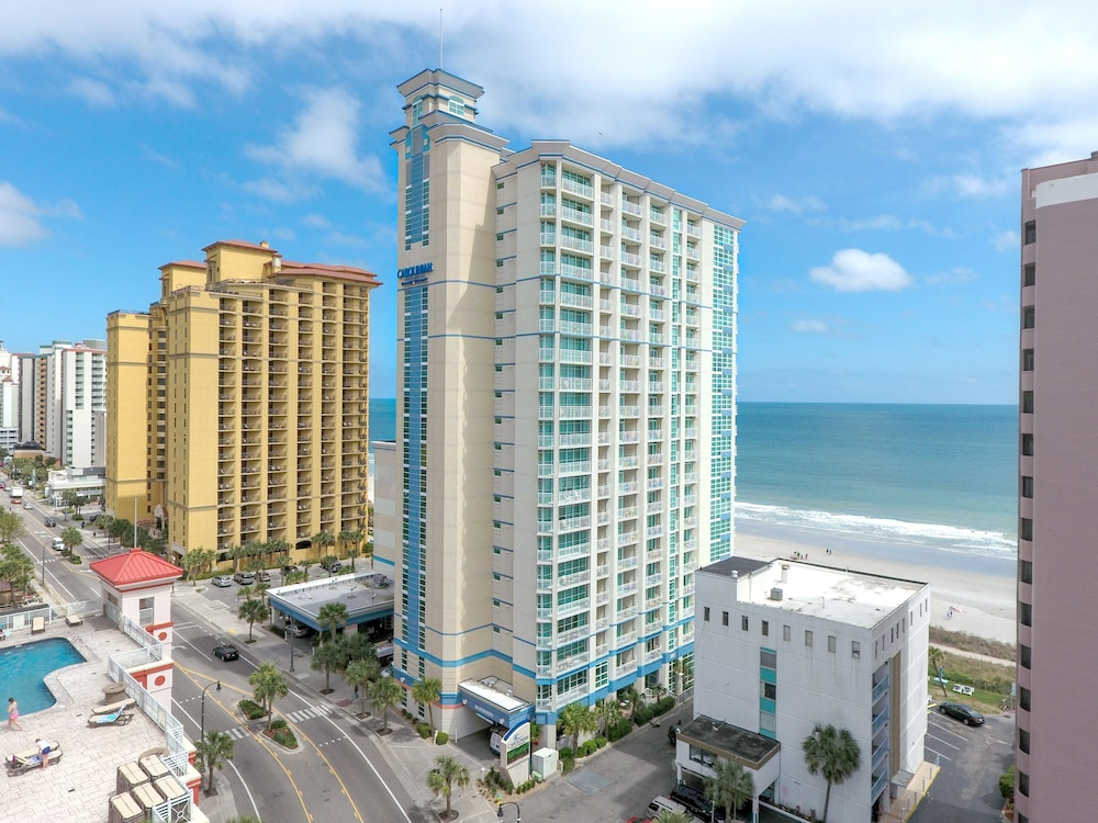 Carolinian Beach Resort By Oceana Resorts In Myrtle Beach
