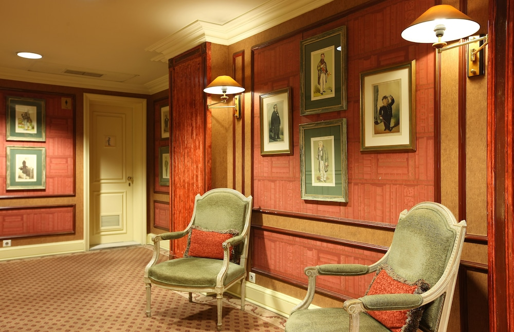 Interior, Hotel Lisboa Plaza, a Lisbon Heritage Collection
