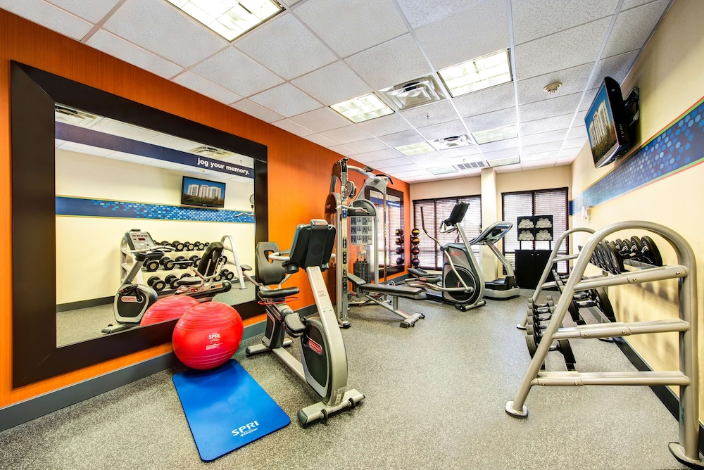 Fitness Facility, Hampton Inn & Suites Atlanta Airport North I-85