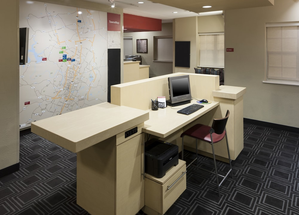 Business Center, TownePlace Suites by Marriott Austin Arboretum/The Domain Area