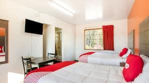 Free rollaway beds, free WiFi