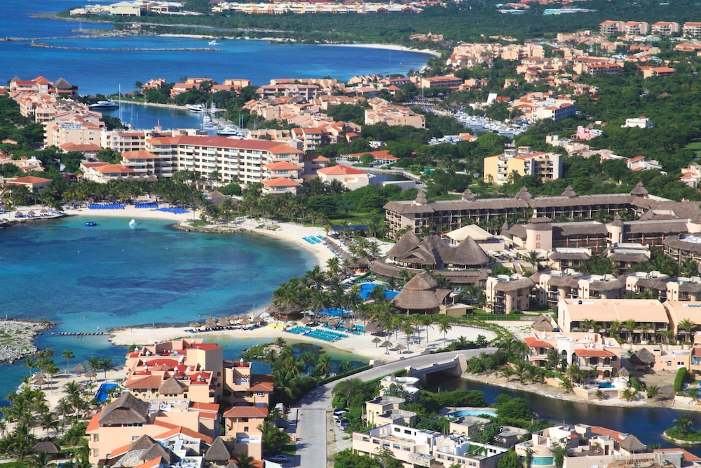 Aerial View, Catalonia Riviera Maya Resort and Spa All Inclusive
