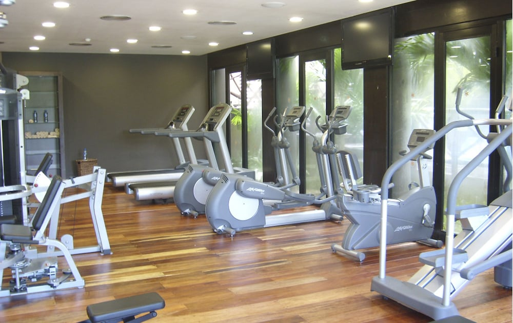 Gym, Catalonia Riviera Maya Resort and Spa All Inclusive