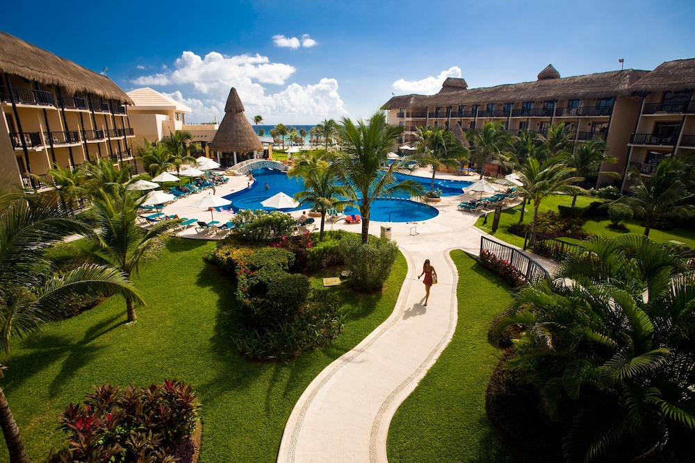 View from Room, Catalonia Riviera Maya Resort and Spa All Inclusive