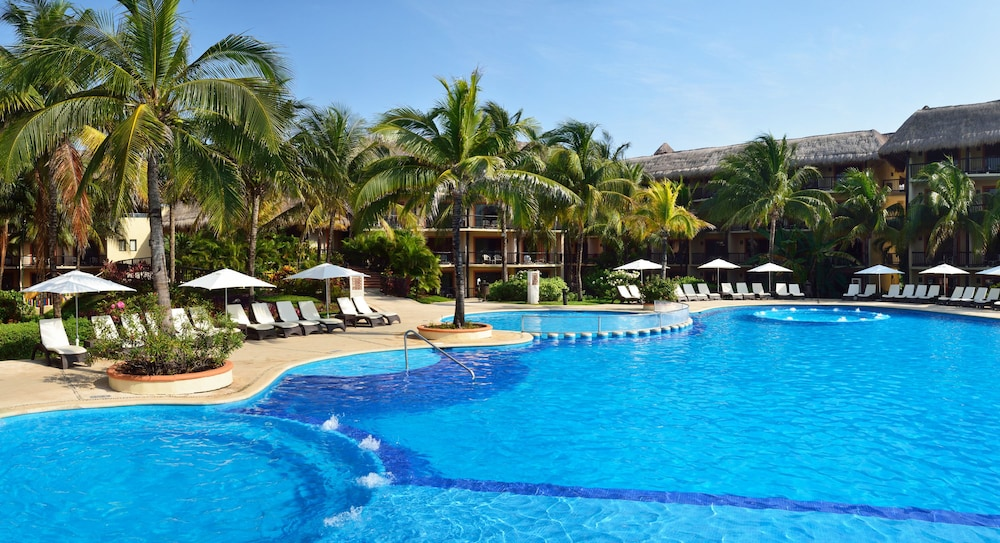 Outdoor Pool, Catalonia Riviera Maya Resort and Spa All Inclusive