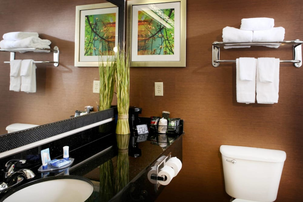 Bathroom, Fairfield Inn & Suites by Marriott Cincinnati Eastgate