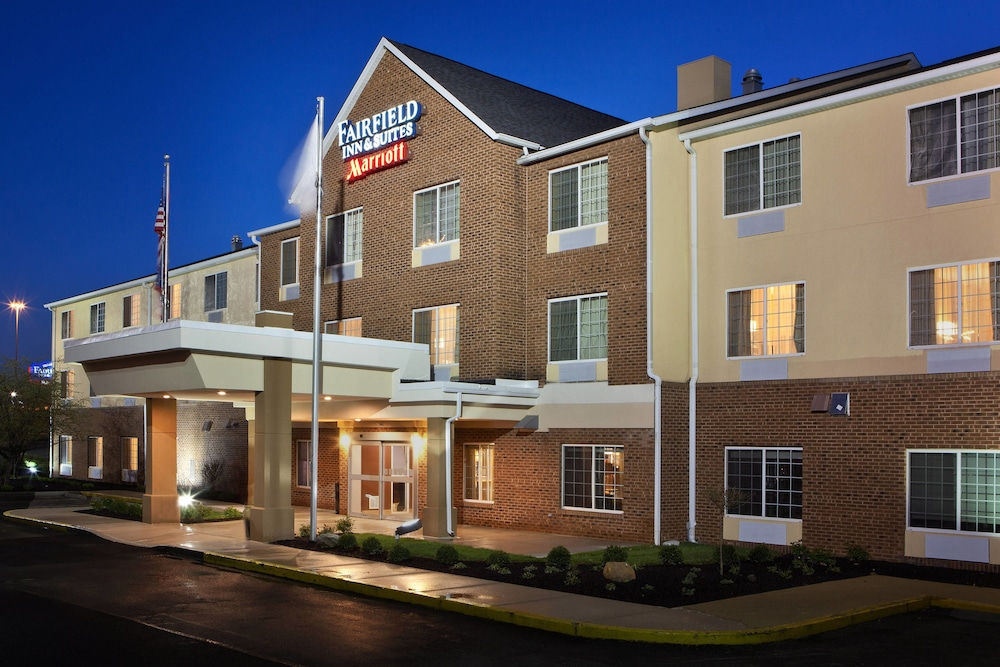 Exterior, Fairfield Inn & Suites by Marriott Cincinnati Eastgate