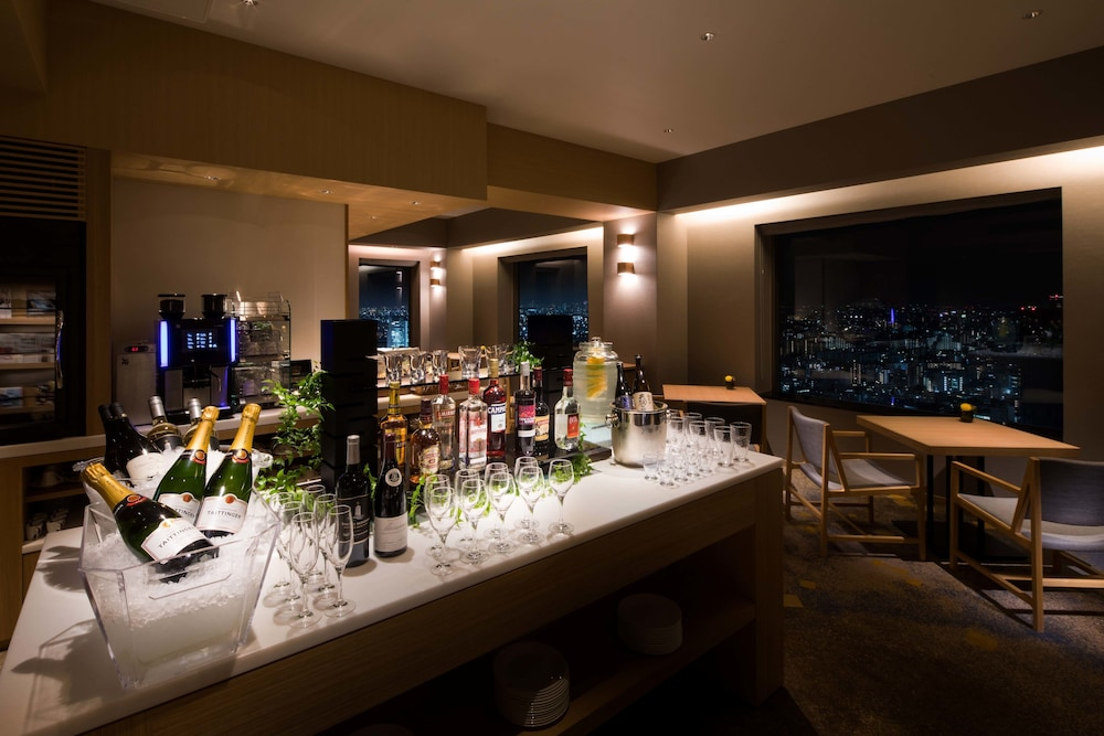 Executive Lounge, Cerulean Tower Tokyu Hotel