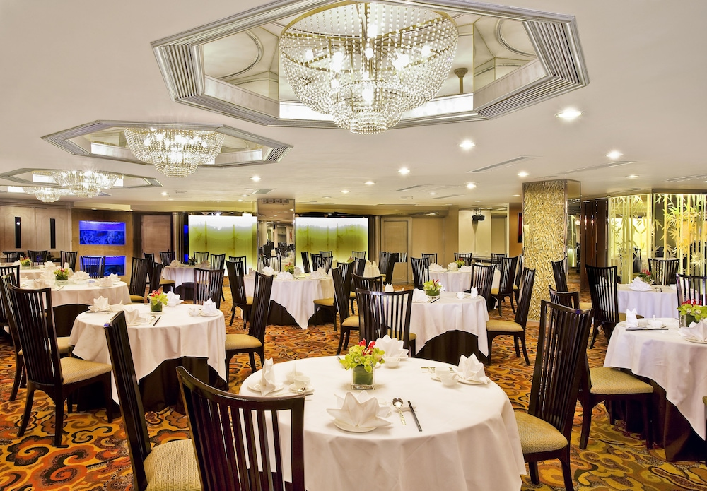 Restaurant, Regal Oriental Hotel - Hong Kong