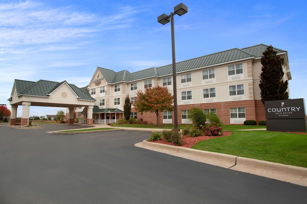 Exterior, Country Inn & Suites by Radisson, Dundee, MI