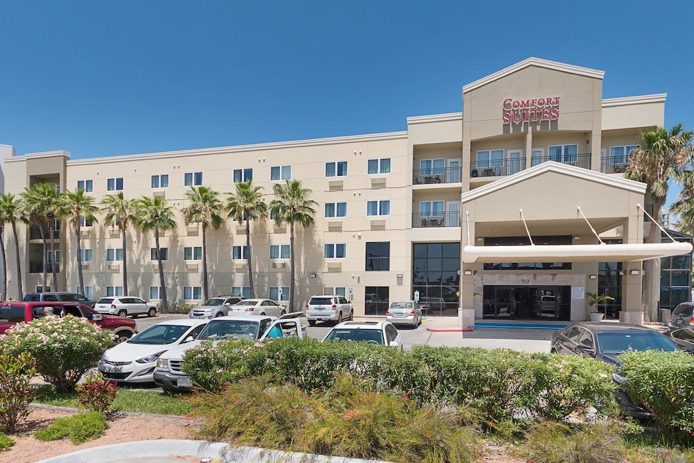 Exterior, Comfort Suites South Padre Island