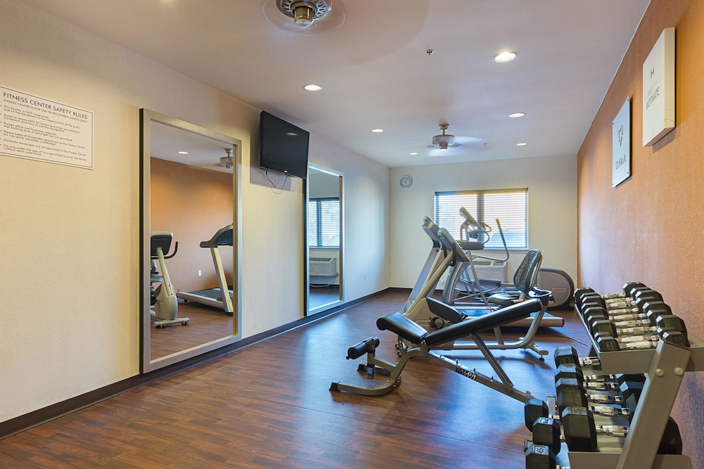 Fitness Facility, Comfort Suites South Padre Island