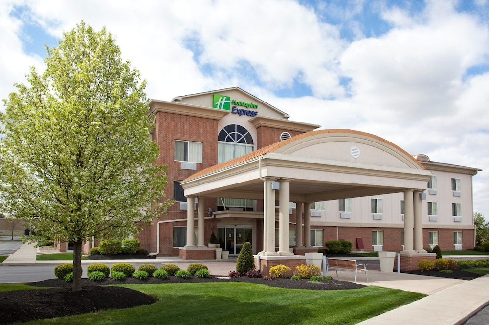 Exterior, Holiday Inn Express & Suites Marion
