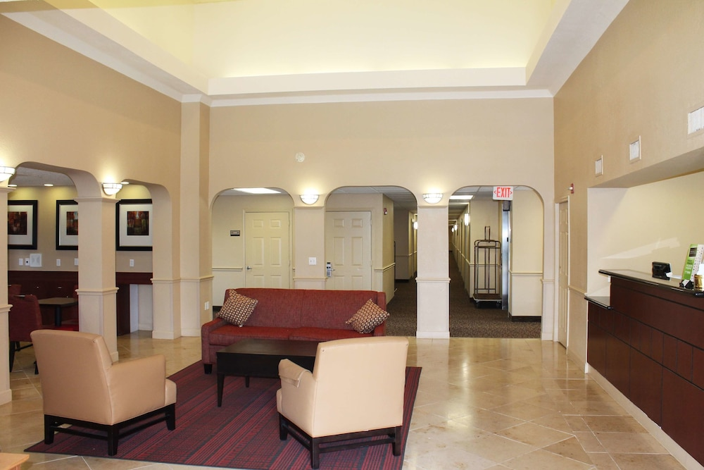 Lobby, Extended Stay America - Houston - Sugar Land