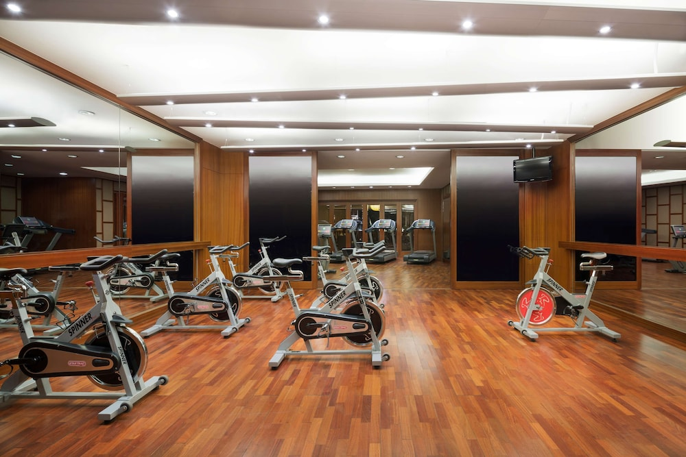Fitness Facility, Grand Hyatt Beijing
