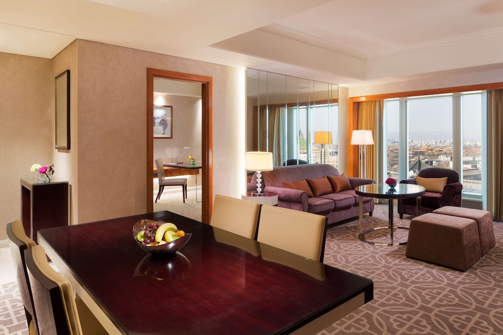 Room, Grand Hyatt Beijing
