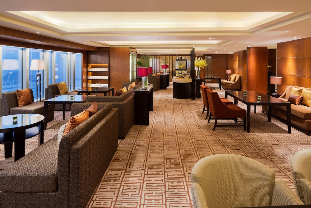 Bar, Grand Hyatt Beijing