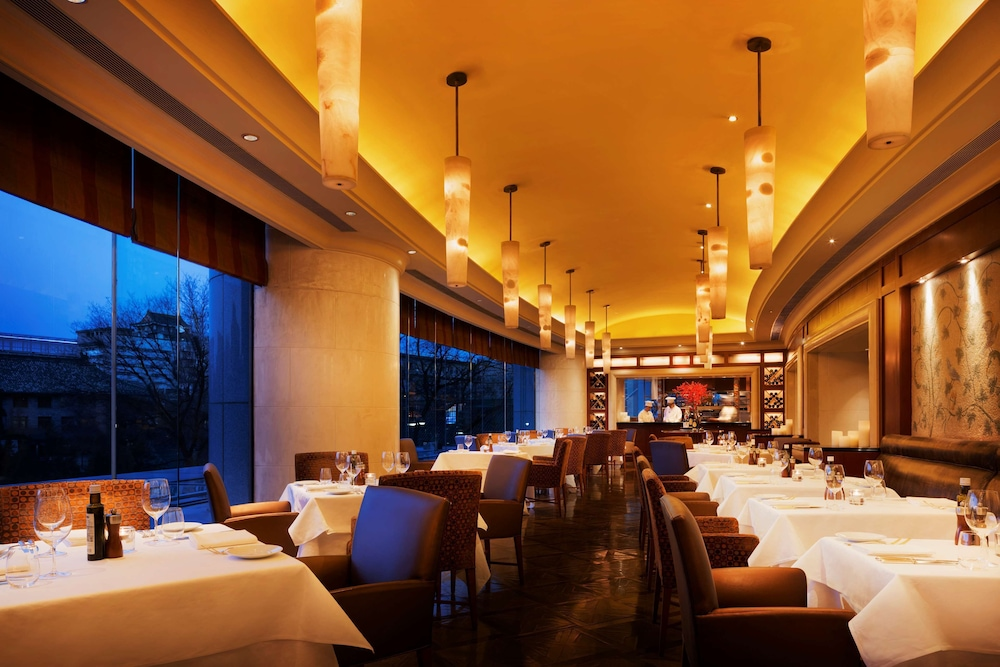 Restaurant, Grand Hyatt Beijing