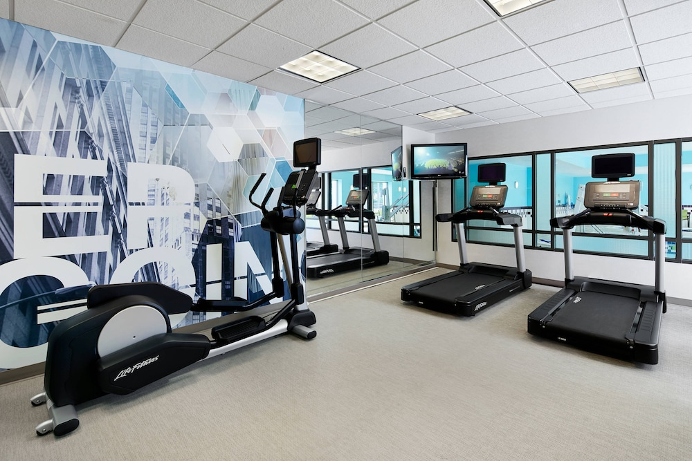 Fitness Facility, SpringHill Suites by Marriott Richmond North/Glen Allen