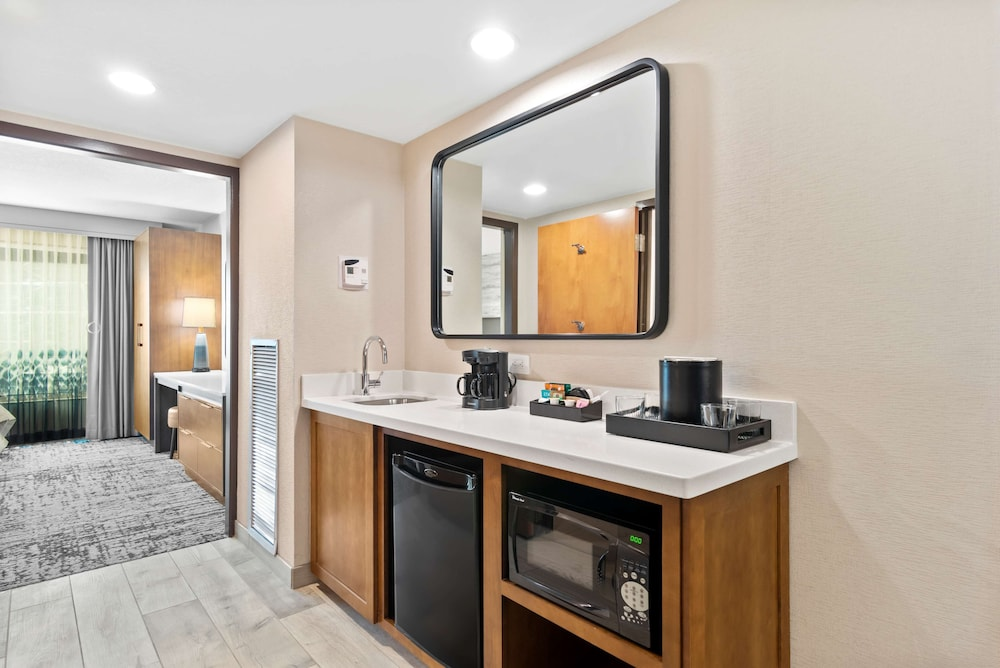 Private Kitchenette, Embassy Suites by Hilton Anaheim South