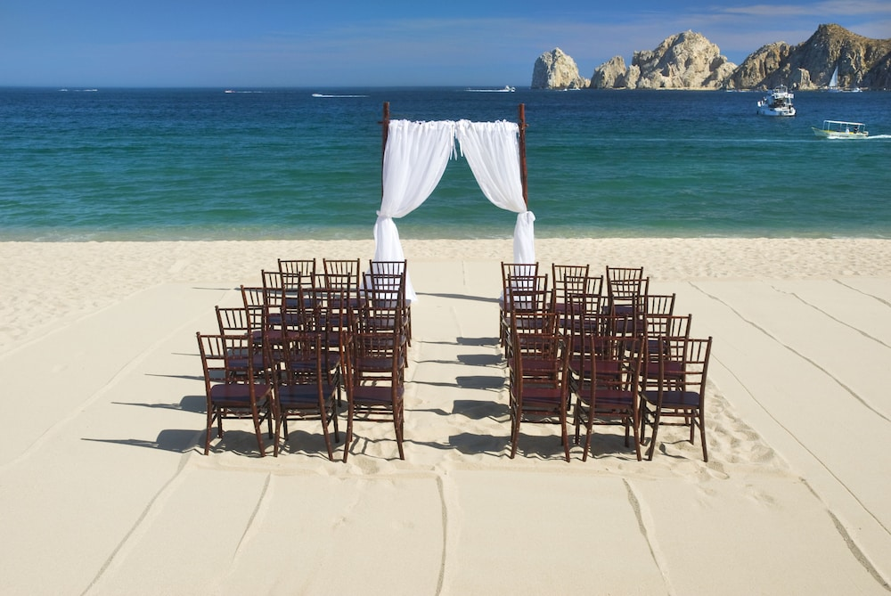 Outdoor Wedding Area, Pueblo Bonito Rose Resort and Spa - All Inclusive